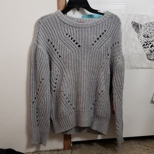 Vince Camuto Cashmere Knitted Sweater